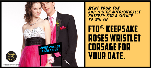 Prom Corsages from FTD