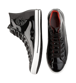 Black Chucks for Prom