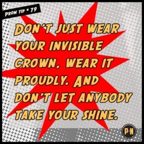 Prom Tip #79
